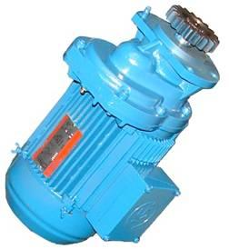 Gear Motor 0.5Kw x 6P